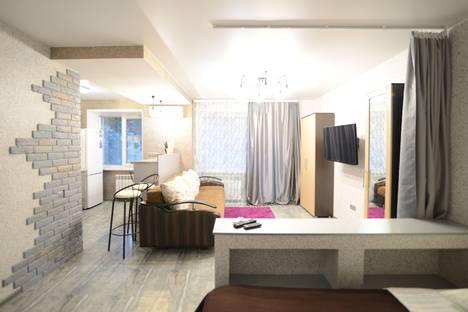 Сдается 1-комнатная квартира посуточно в Воронеже, улица Кольцовская, 44.