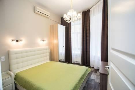 Сдается 2-комнатная квартира посуточнов Санкт-Петербурге, Гагаринская улица, 28.