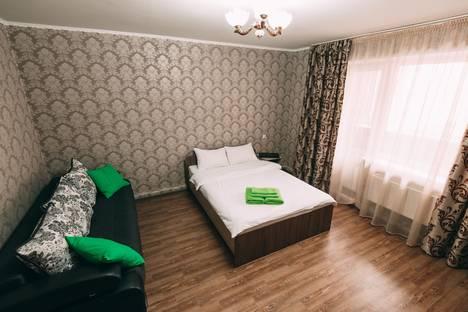Сдается 1-комнатная квартира посуточнов Нягани, Ханты-Мансийский автономный округ,7-й микрорайон д.4.