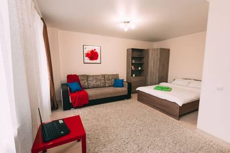 Сдается 1-комнатная квартира посуточнов Нягани, 1-й микрорайон д.19.