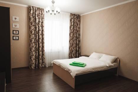 Сдается 1-комнатная квартира посуточнов Нягани, Ханты-Мансийский автономный округ,6 мкр. д.3.
