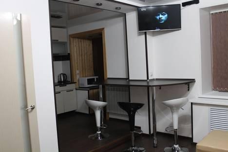 Сдается 1-комнатная квартира посуточнов Апатитах, ул. Ленинградская д.30.