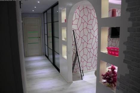 Сдается 3-комнатная квартира посуточнов Полоцке, ул.Камарова, 30.