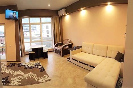 Сдается 1-комнатная квартира посуточнов Сочи, улица Просвещения, 167.