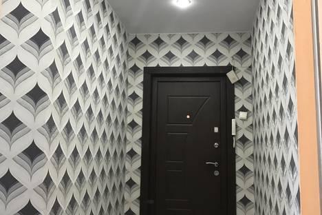 Сдается 1-комнатная квартира посуточнов Великом Новгороде, Завокзальная 12.