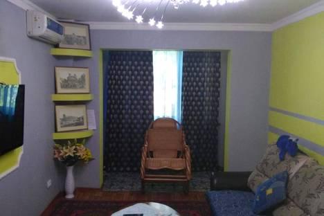 Сдается 1-комнатная квартира посуточно в Бишкеке, 127 ул.Гоголя.