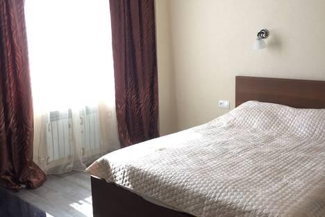 Сдается 1-комнатная квартира посуточнов Геленджике, ул. Крымская, 19.
