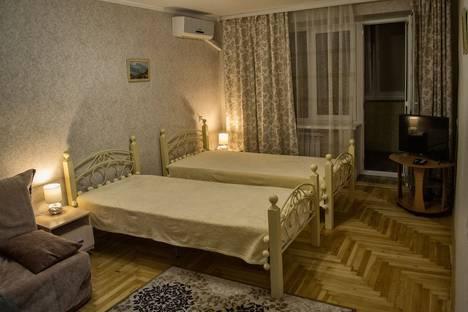Сдается 1-комнатная квартира посуточно в Ессентуках, улица Вокзальная, 23а.