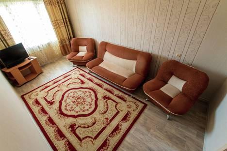 Сдается 2-комнатная квартира посуточнов Актобе, улица Тургенева 92.