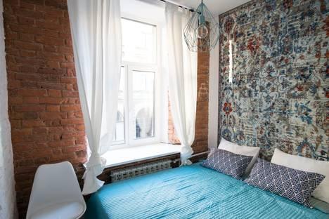 Сдается 1-комнатная квартира посуточно в Санкт-Петербурге, Гороховая улица, 23.