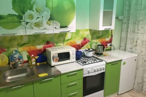 Сдается 1-комнатная квартира посуточно в Туймазах, улица Чапаева 61б.