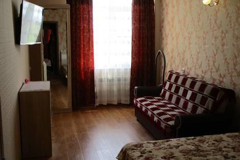 Сдается 1-комнатная квартира посуточно в Геленджике, Крымская улица д.19.