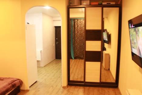 Сдается 1-комнатная квартира посуточнов Сочи, улица Цветочная, 44/2.