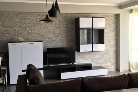 Сдается 2-комнатная квартира посуточнов Гагре, Веселое, улица Урожайная, 71 корпус 1.