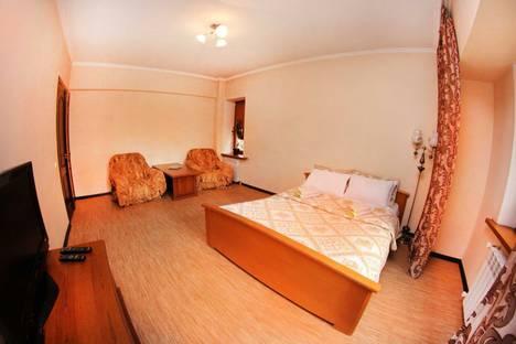 Сдается 1-комнатная квартира посуточно в Алматы, улица Басенова 41/1.