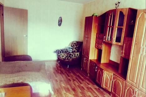 Сдается 2-комнатная квартира посуточно в Сортавале, улица Кайманова 50.
