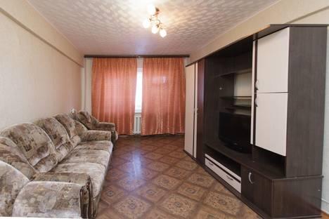 Сдается 3-комнатная квартира посуточнов Воркуте, улица Ленина 52.