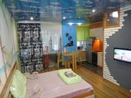 Сдается посуточно 1-комнатная квартира в Бийске. 35 м кв. улица Красноармейская, 67