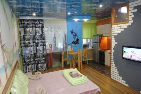Сдается 1-комнатная квартира посуточно в Бийске, улица Красноармейская, 67.