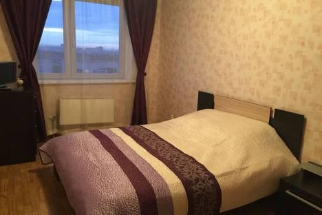 Сдается 2-комнатная квартира посуточно в Балашихе, улица Московский проезд 13.