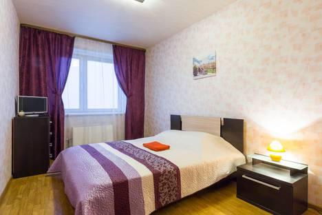 Сдается 2-комнатная квартира посуточнов Ногинске, улица Московский проезд 13.