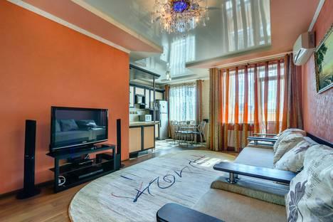 Сдается 2-комнатная квартира посуточнов Ростове-на-Дону, улица Города Волос, 119 Центр города.