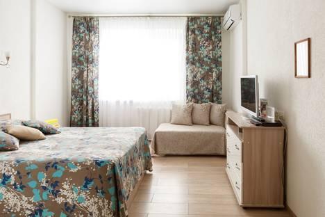 Сдается 1-комнатная квартира посуточнов Воронеже, ул. Кропоткина, 13А.