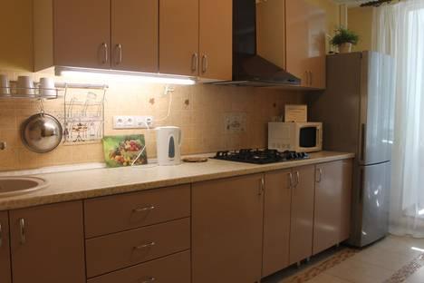 Сдается 1-комнатная квартира посуточнов Воронеже, улица Войкова дом 6.