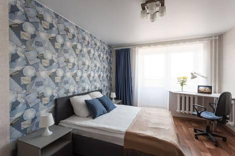 Сдается 1-комнатная квартира посуточнов Вологде, Окружное шоссе д. 24а 8этаж.