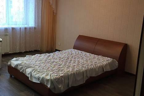 Сдается 1-комнатная квартира посуточно в Красноярске, ул. Алексеева 93.