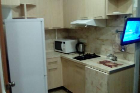 Сдается 1-комнатная квартира посуточно в Сочи, Волжская 77.