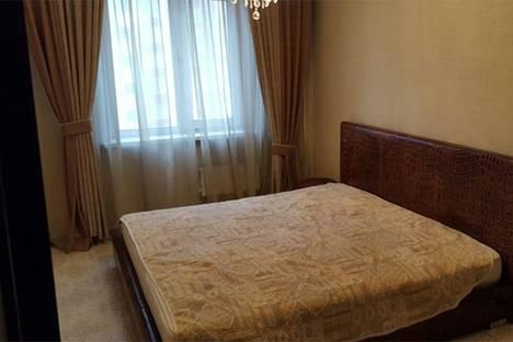 Сдается 1-комнатная квартира посуточно в Красноярске, улица Алексеева 21.