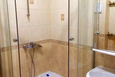 Сдается 1-комнатная квартира посуточно в Уфе, ул. Комсомольская 106.