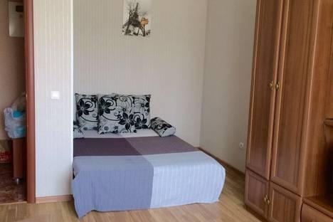 Сдается 1-комнатная квартира посуточнов Уфе, Комсомольская улица, 106.