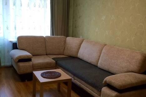 Сдается 1-комнатная квартира посуточнов Уфе, улица 50 лет СССР, 40.