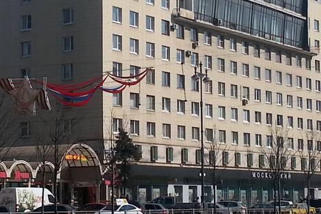 Сдается 1-комнатная квартира посуточно в Санкт-Петербурге, Московский проспект, 220.