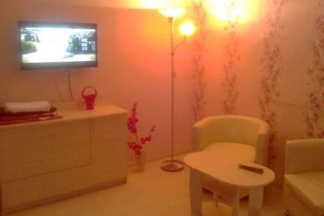 Сдается 1-комнатная квартира посуточнов Уфе, ул. Первомайская, 64.