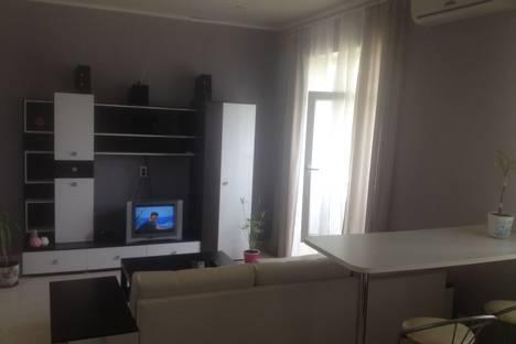 Сдается 1-комнатная квартира посуточно в Ростове-на-Дону, переулок Дунаевского, 22.