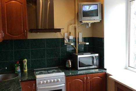 Сдается 1-комнатная квартира посуточнов Кандалакше, улица Советская, 2А.