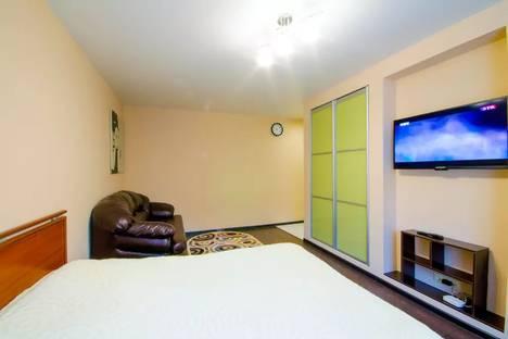 Сдается 1-комнатная квартира посуточнов Красной Поляне, улица Виноградная 22/1.