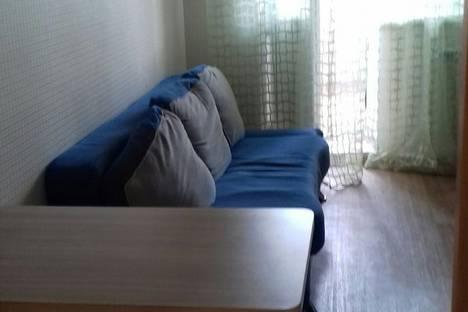 Сдается 1-комнатная квартира посуточно в Тюмени, ул. Николая Зелинского, 5к1.
