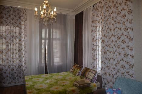 Сдается 2-комнатная квартира посуточно в Кисловодске, Березовская улица, 10.