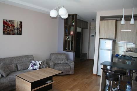 Сдается 1-комнатная квартира посуточнов Батуми, Пиросмани 16.