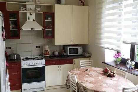 Сдается 1-комнатная квартира посуточно в Светлогорске, улица Горького 7а.