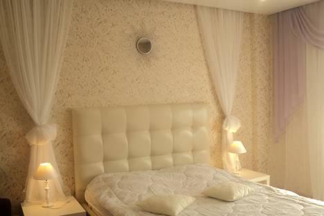 Сдается 1-комнатная квартира посуточно в Красноярске, ул. Алексеева, д. 51.