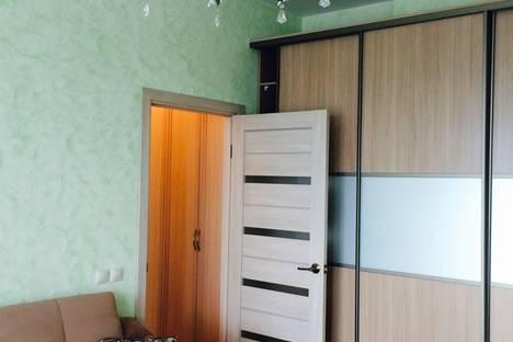 Сдается 2-комнатная квартира посуточно в Ижевске, р-н Октябрьский, 7-я Подлесная 71.