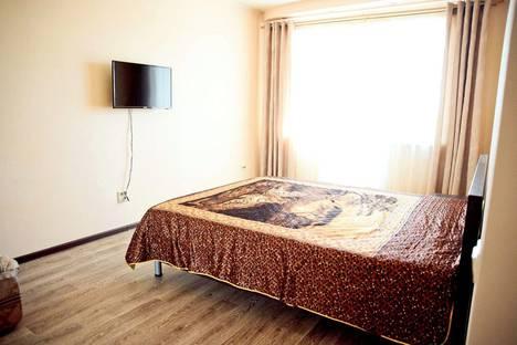 Сдается 1-комнатная квартира посуточно в Магнитогорске, Magnitogorsk, проспект Ленина, 80.