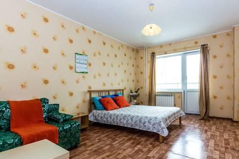 Сдается 1-комнатная квартира посуточнов Екатеринбурге, улица Юлиуса Фучика, 7.