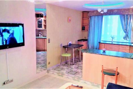 Сдается 2-комнатная квартира посуточно в Томске, Тверская улица 14.