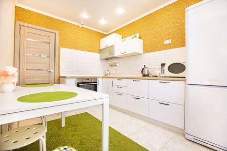 Сдается 1-комнатная квартира посуточно в Комсомольске-на-Амуре, улица Сидоренко, 21.